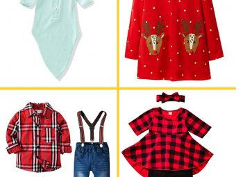 24 Beautiful Christmas Outfits For Kids