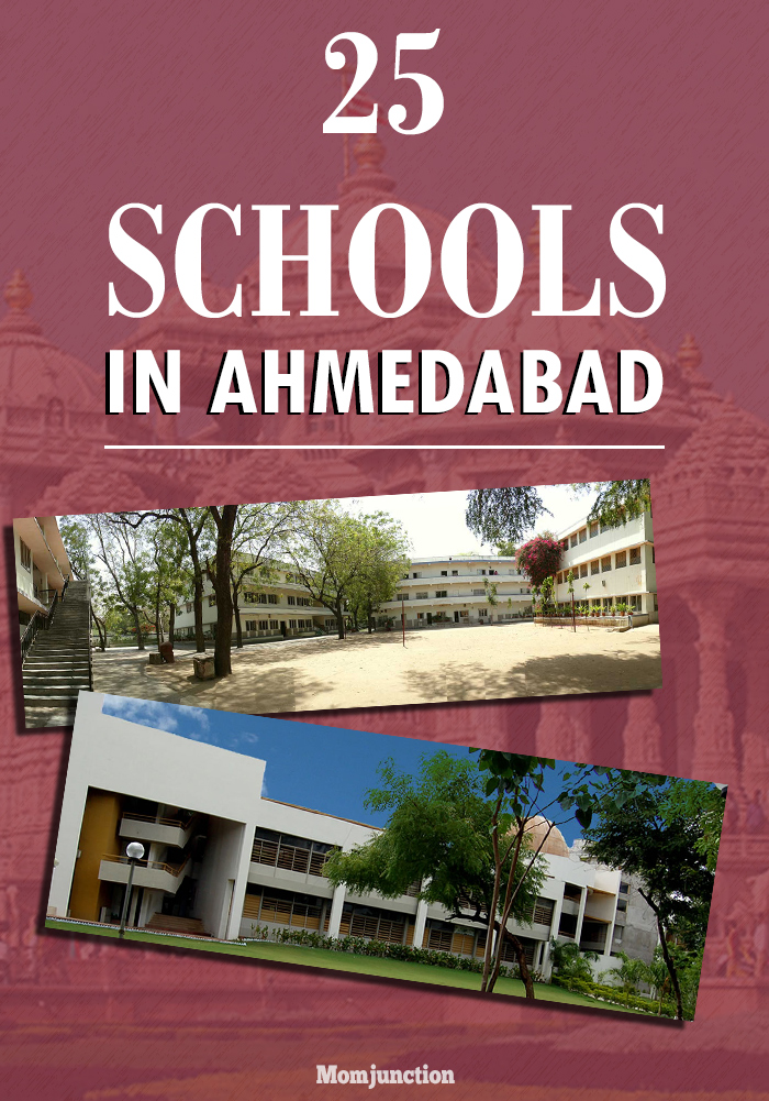 List Of 25 Best Schools In Ahmedabad-1567