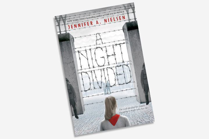 Adventure Books For Teens - A Night Divided