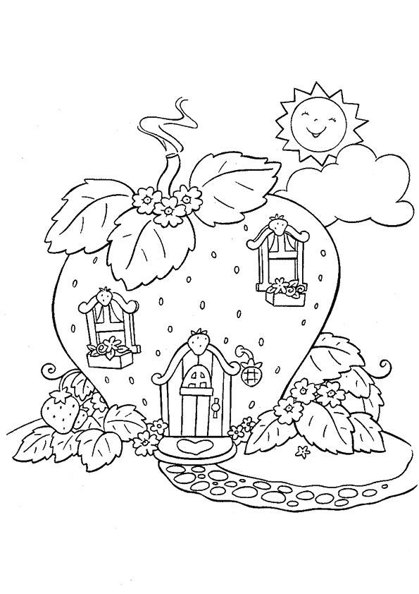 A-Strawberry-House