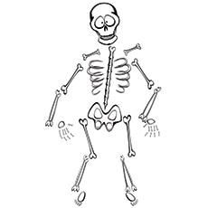 A-funny-skeleton