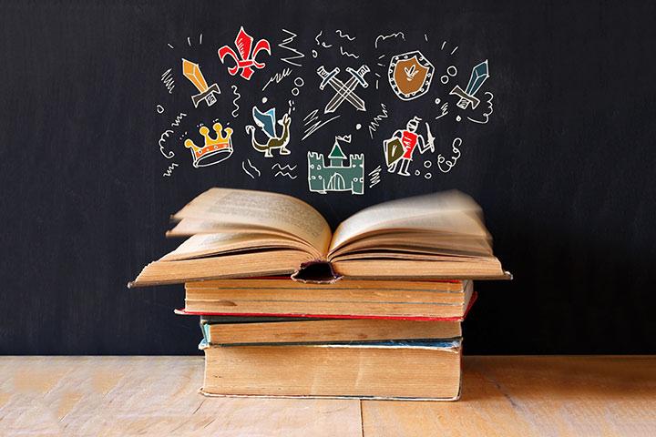 Adventure Books For Teens