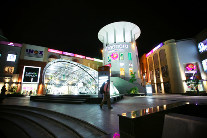 Amanora Mall With Pictures In Pune