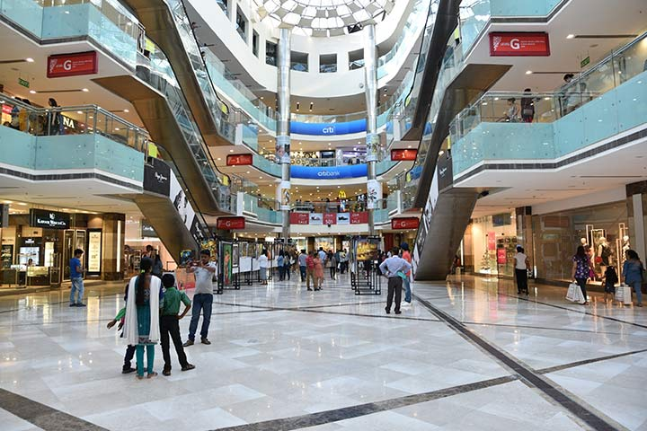 Ambience Mall Gurgaon Photos