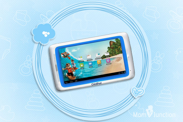 Learning Tablets For Kids - Arnova Childpad
