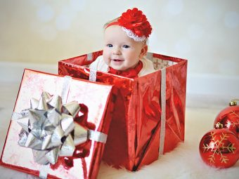 27 Babies Who Proved Christmas Photoshoots Can Be Insanely Cool