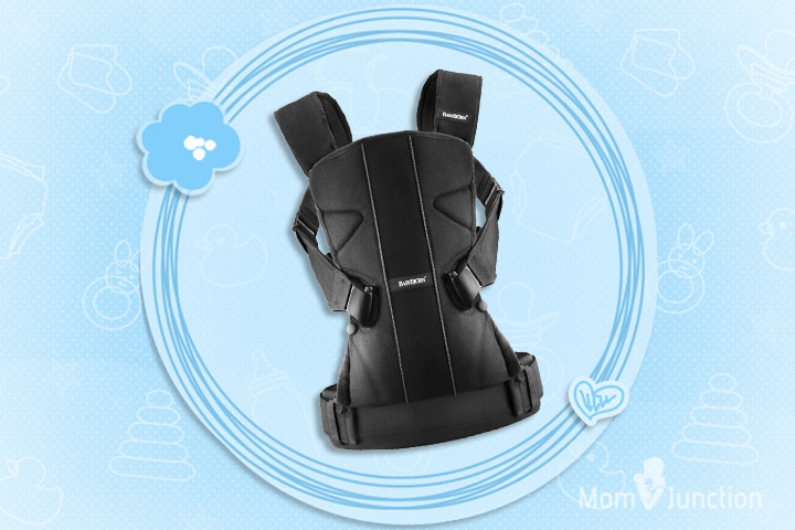 Best Baby Carriers - Baby Bjorn Carrier One