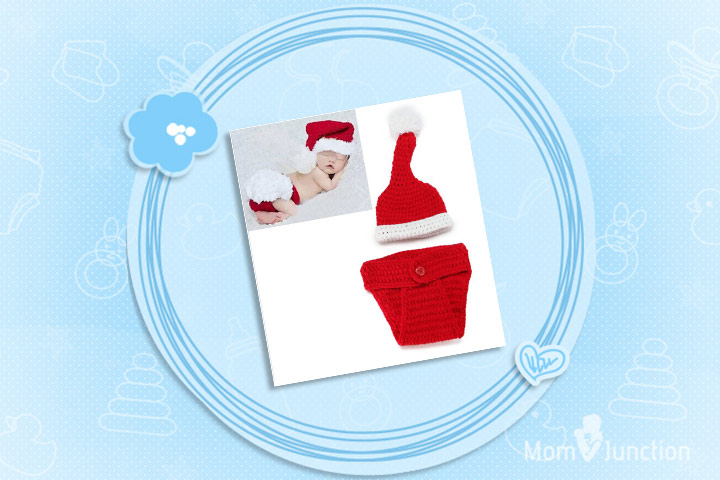 Christmas Outfits For Babies - Baby Cute Christmas Santa Claus Costume