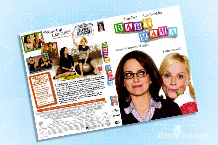 Pregnancy Movies - Baby Mama
