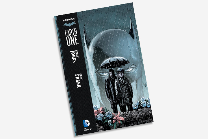 Adventure Books For Teens - Batman Earth One