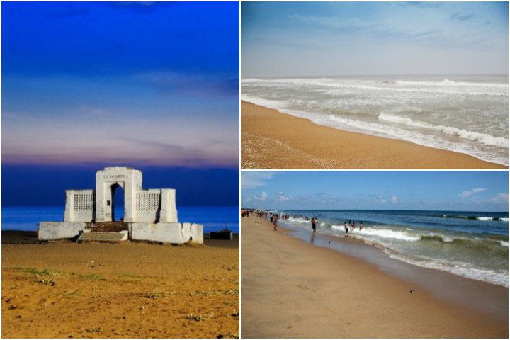 Beaches In Chennai With Pictures