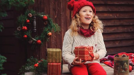 Beautiful Christmas Outfits For Your Kids