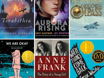 17 Best Novels For Teens To Read
