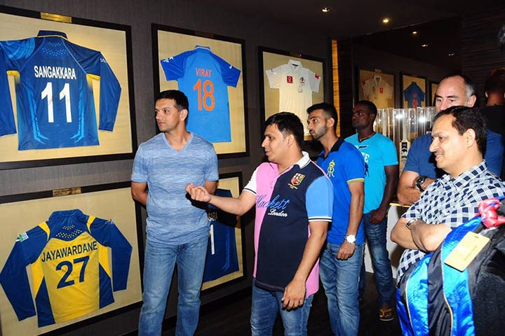 Blades Of Glory Cricket Museum Pictures - Pune