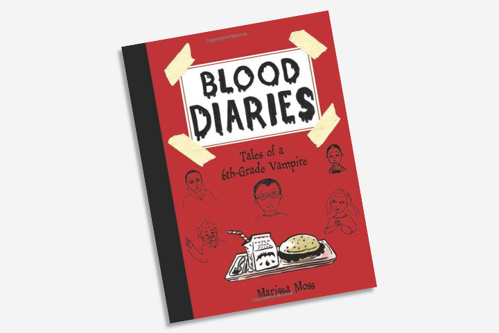 Blood Diaries Tale Of A 6th Grade Vampire