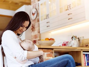Breastfeeding Is Normal. But In Public? I Am Surprised.