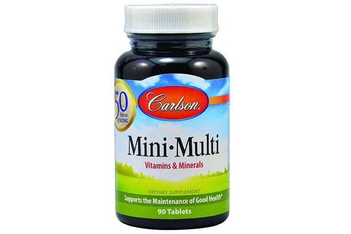 Carlson Labs Mini-Multivitamins And Minerals