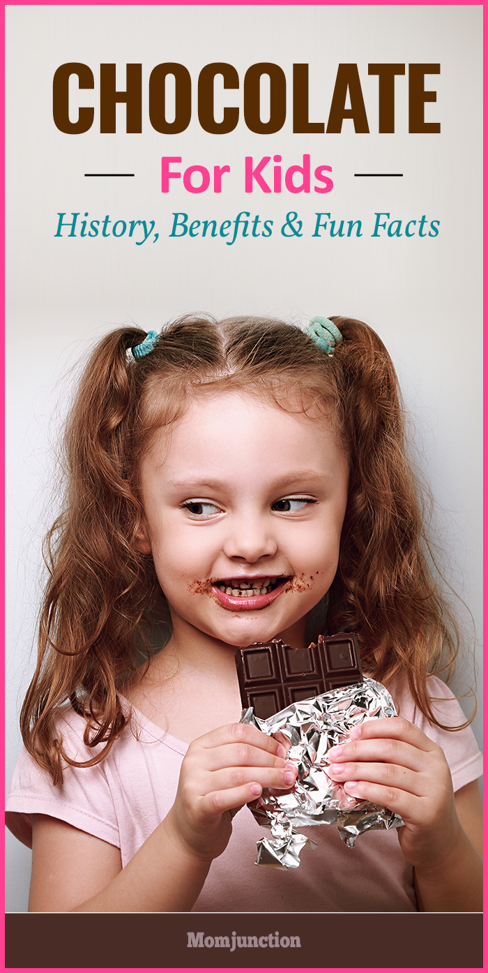 chocolate for kids history benefits and fun facts
