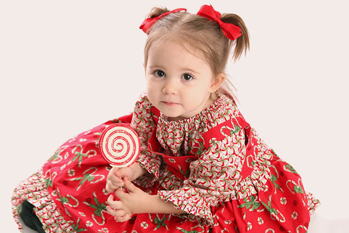 Christmas Dresses For Toddlers - 25 Beautiful Christmas Dresses For Your Toddlers