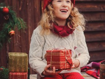 25 Beautiful Christmas Outfits For Kids