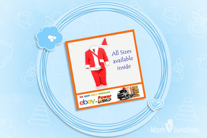 Christmas Outfits For Babies - Christmas Santa Claus Fancy Dress Costume