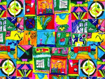 6 Creative And Fun Collage Art For Kids Of All Ages