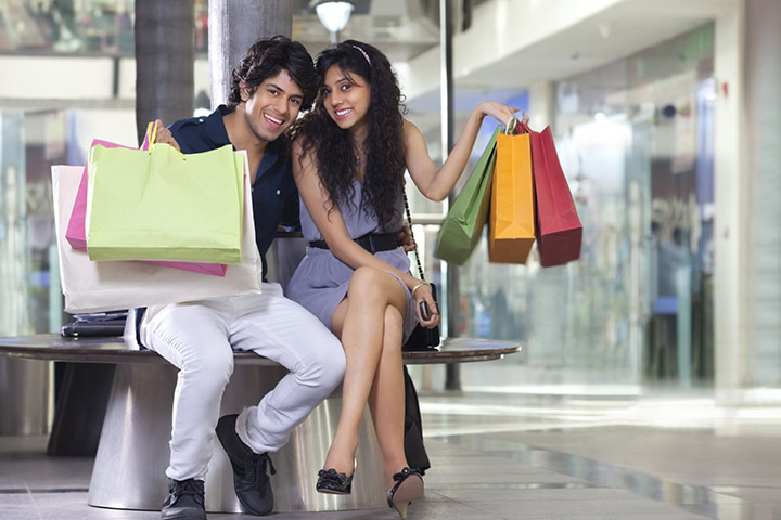 DLF Mega Mall Gurgaon Shops & Information