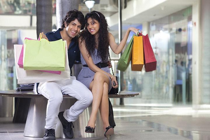 DLF Mega Mall Gurgaon Shops & Information