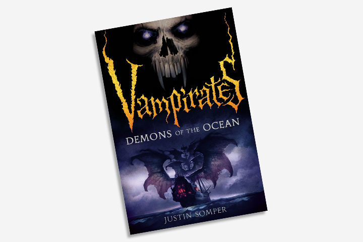 Demons of the Ocean Vampirates, Book 1