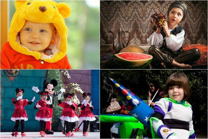 101 cute fancy dress theme ideas for kids disney character fancy dress ideas solutioingenieria Gallery