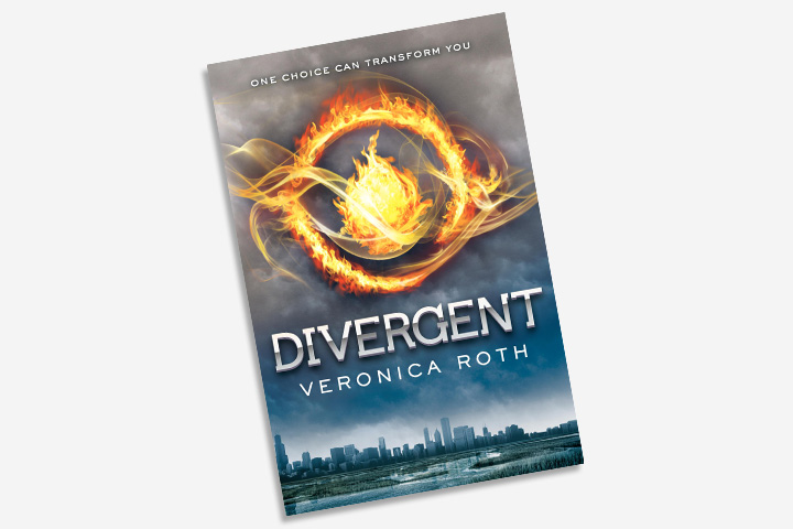 Adventure Books For Teens - Divergent