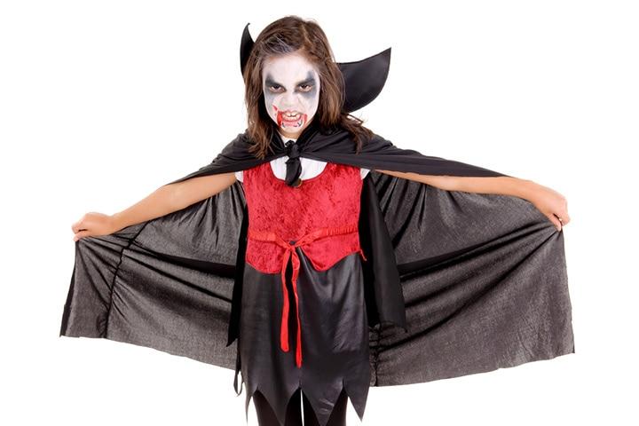 Dracula girl costume