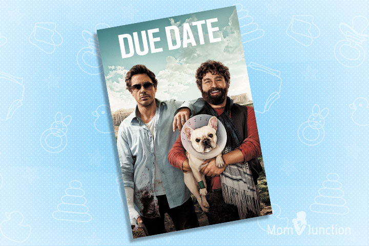 Pregnancy Movies - Due Date