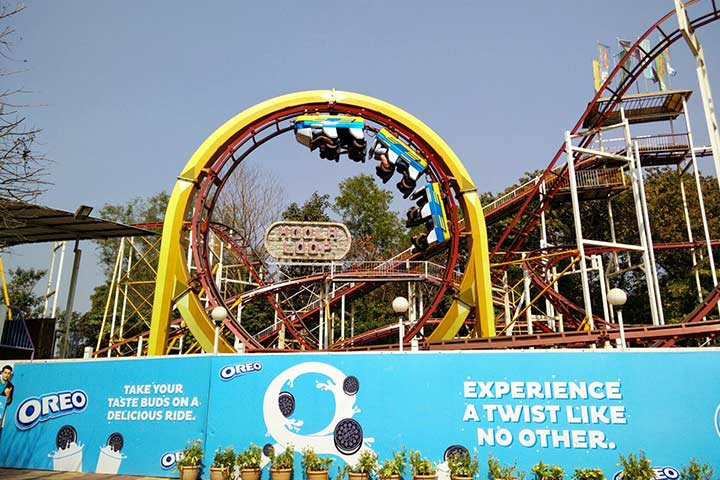 Places To Visit In Mumbai For Kids - Essel World
