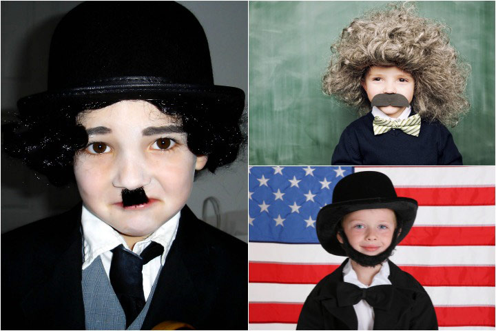 Famous Personalities and Celebrity Costumes