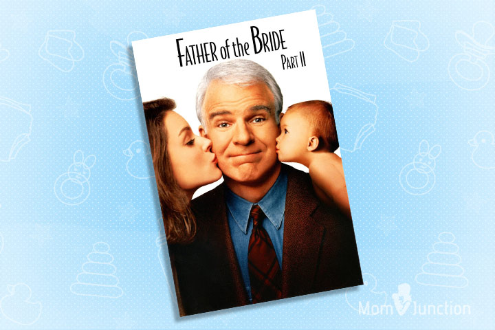 Pregnancy Movies - Father Of The Bride 2