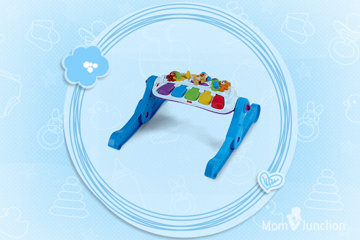 Christmas Gifts For Toddlers - Fisher-Price Laugh & Learn, Learn & Move Music Station