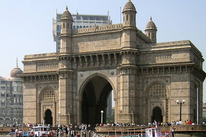 Places To Visit In Mumbai For Kids - Gateway Of India
