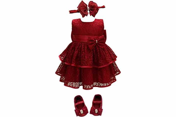 Glamulice Princess Dress