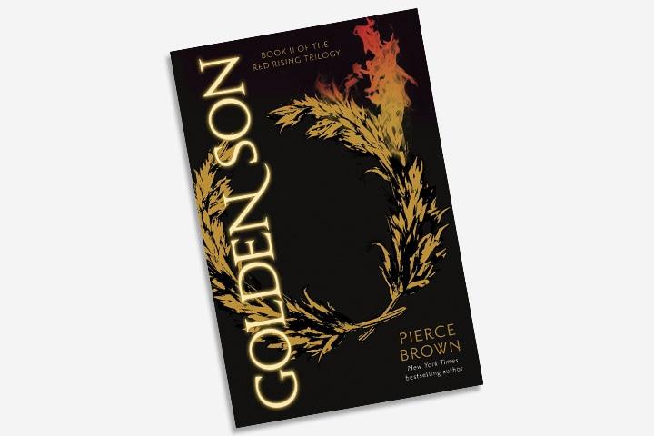 Adventure Books For Teens - Golden Son