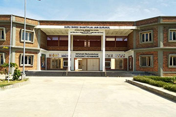 Guru Shree Shantivijai Jain Gurukul