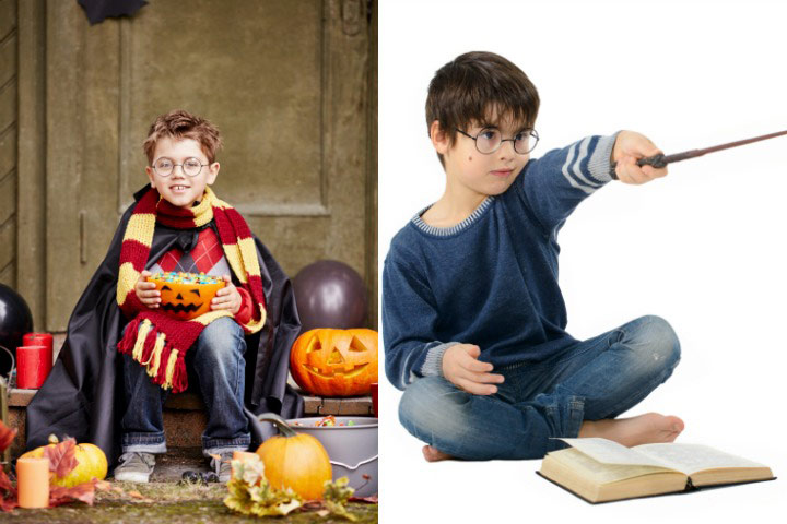 Harry Potter Fancy Dress Ideas