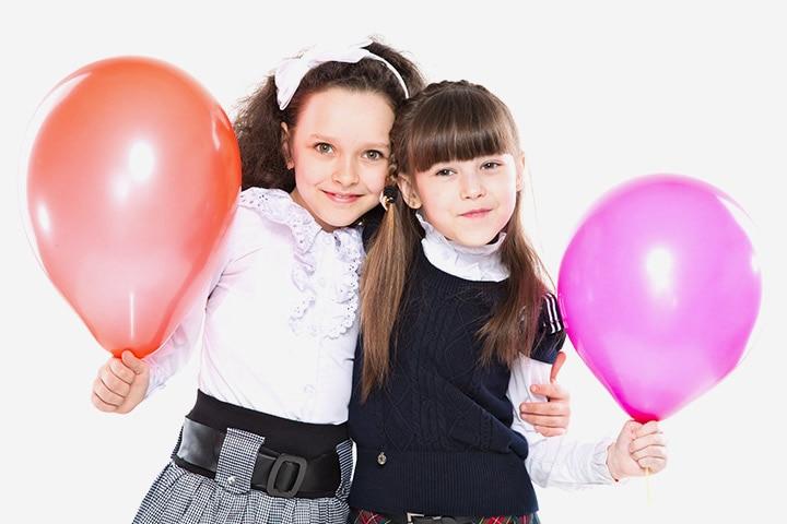 Science Experiments For Kindergarten - Hearing Balloon