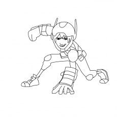 Hiro The Superhero