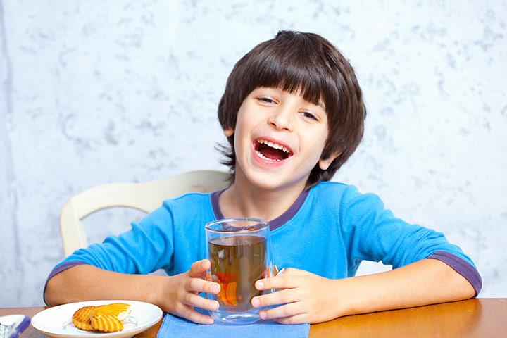 Is Chamomile Tea Safe For Kids