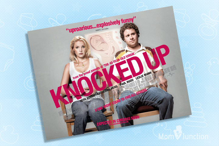 Pregnancy Movies - Knocked Up
