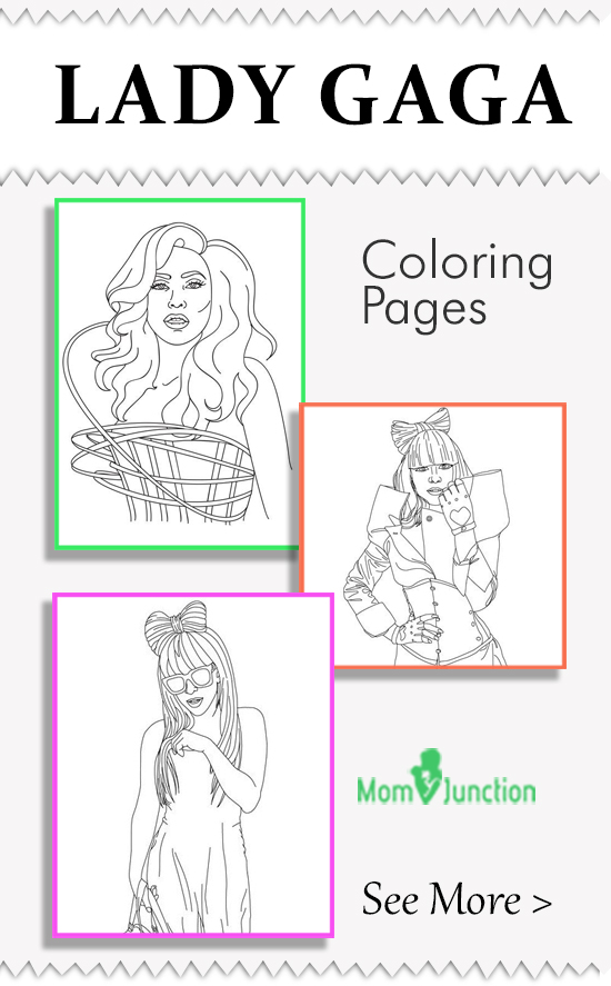 lady gaga coloring pages coloring pages printable