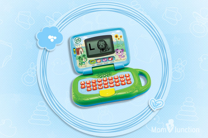 Christmas Gifts For Toddlers - LeapFrog Leaptop