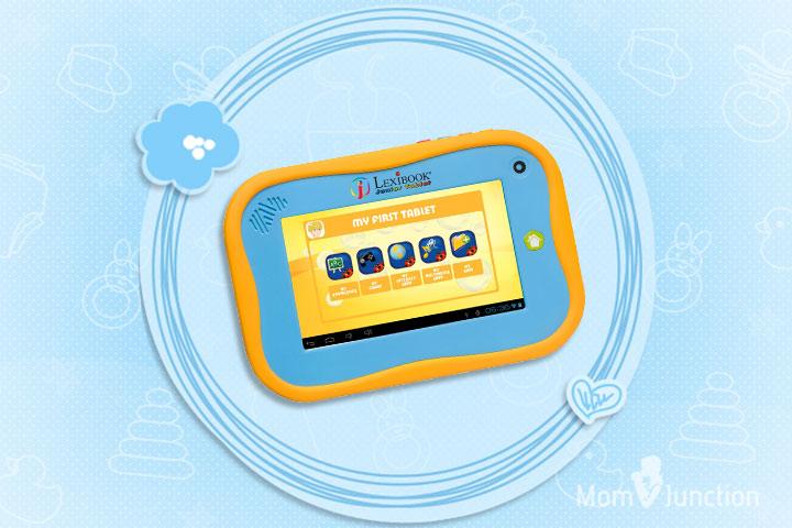 Learning Tablets For Kids - Lexibook Junior Tablet