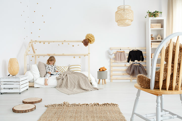 Little girl room design